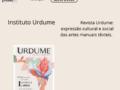 Instituto Urdume: Revista Urdume