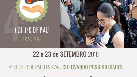 Narradores afetivos participam do Festival Colher de Pau