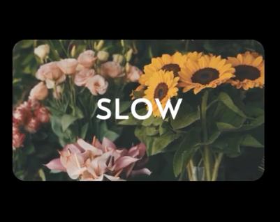 SLOW: documentário