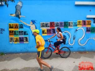 """Com os desbravadores, """"correr em São Paulo"""" ganha outro significado. Desacelerado"""