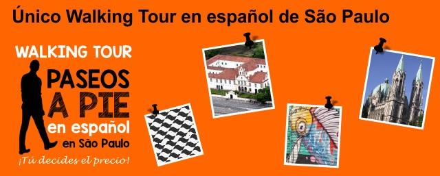 Conhecer a cidade a pé e falando espanhol: uma oportunidade de contemplação diferente