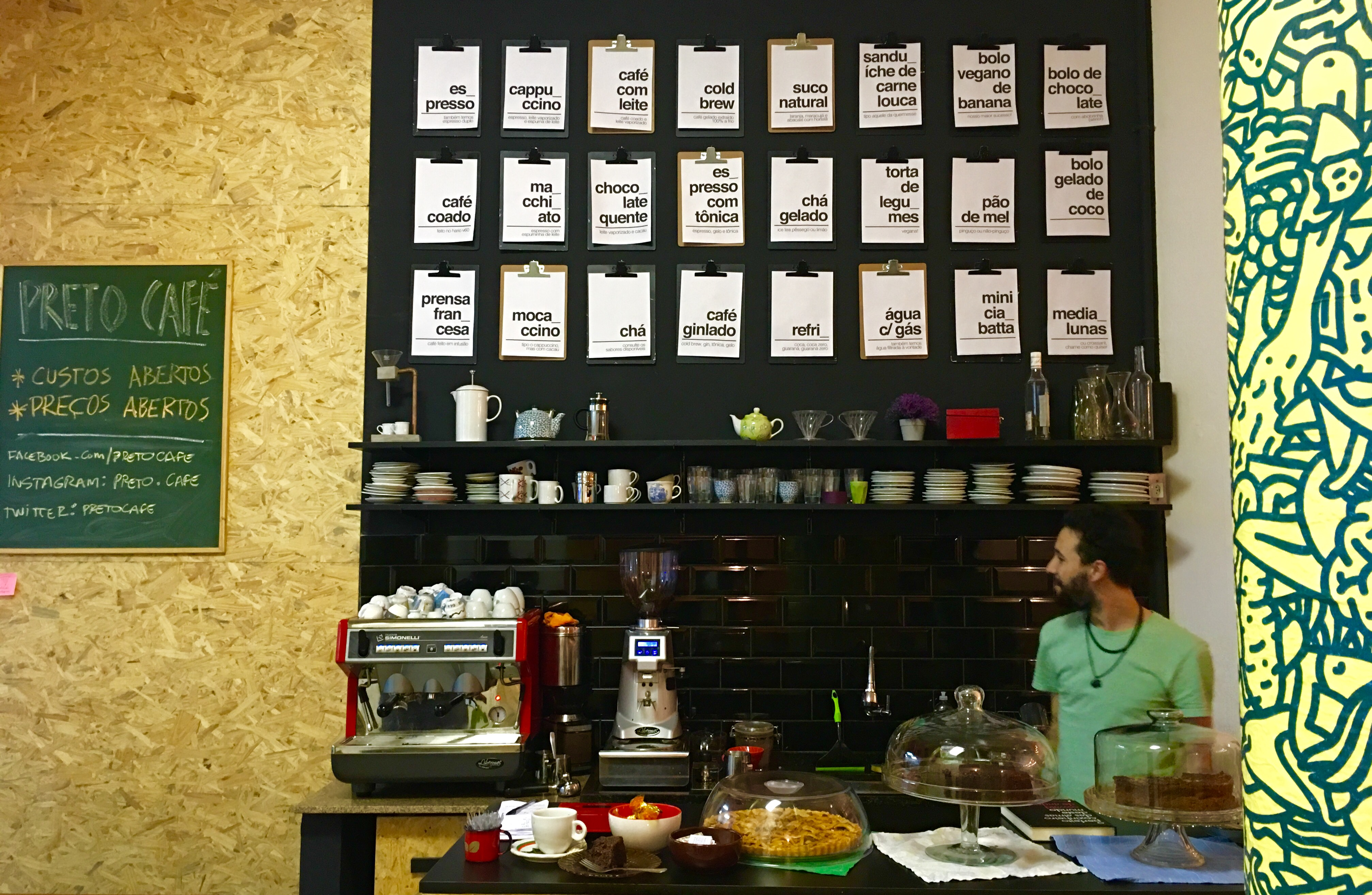 Preto Café