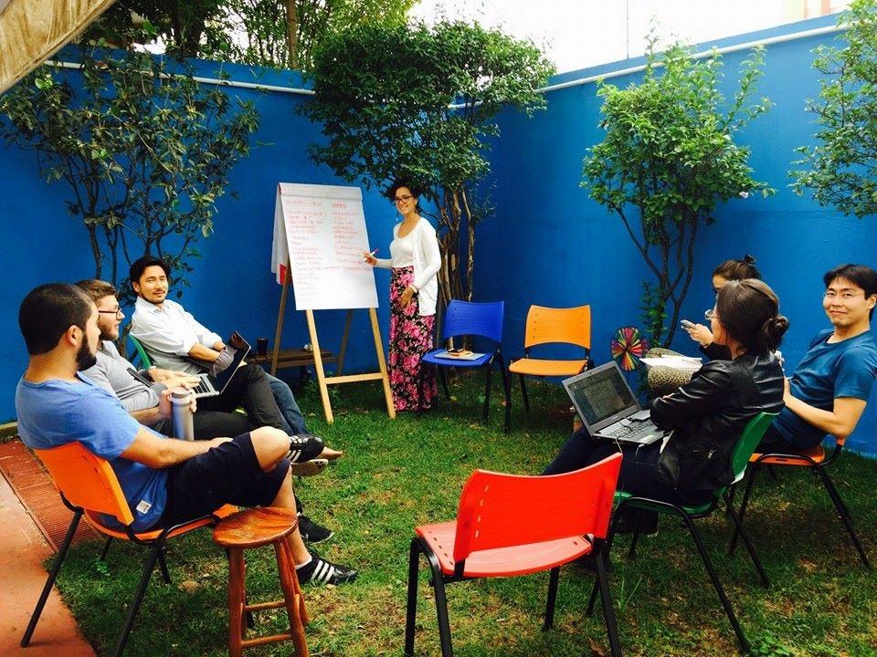 Hiperespaço – Coworking e Cursos