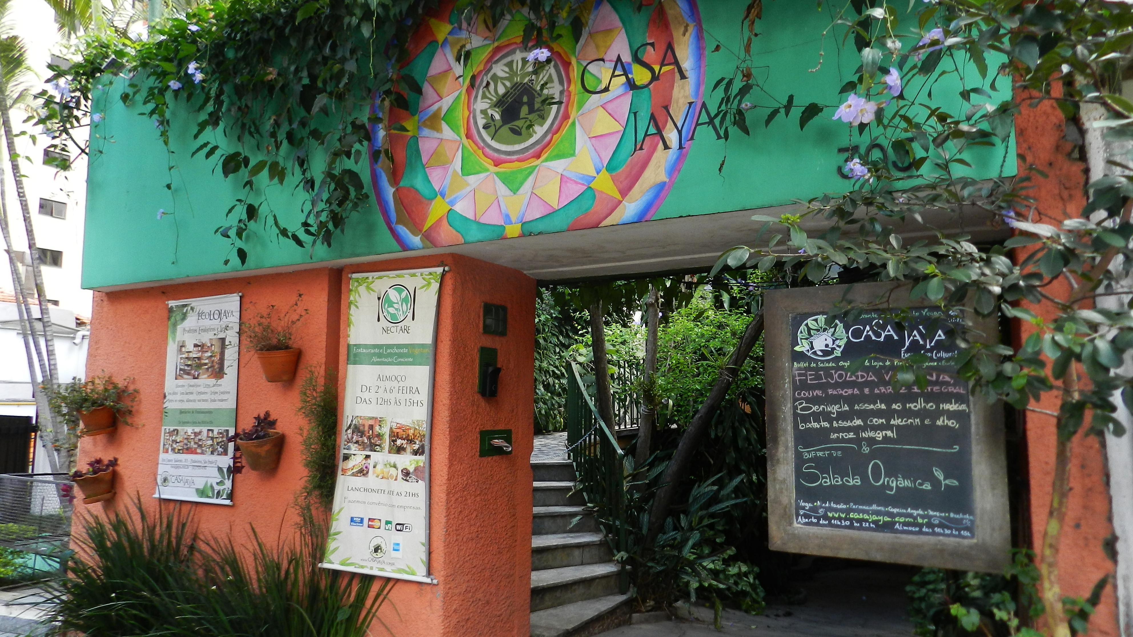 Casa Jaya – Espaço Eco-Cultural