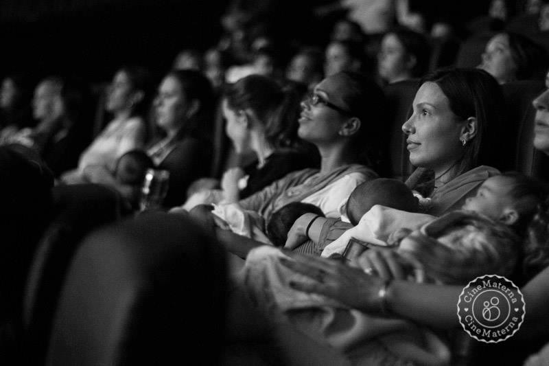 CineMaterna – mamãe e bebê no cinema