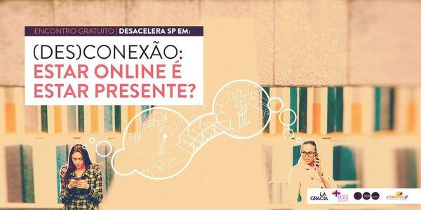 CARACOL CONVIDA – Encontro gratuito sobre presença, conexão e tecnologias.