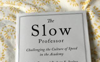 Não é possível aliar produtivismo acadêmico com excelência e brilhantismo