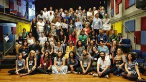 Participantes do Conexão Infância.