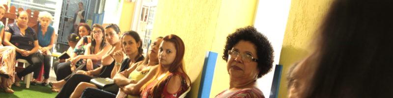 Educação, infância e pressa: roda de conversa na Escola Catavento