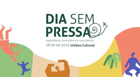 Dia sem Pressa propõe uma pausa para São Paulo