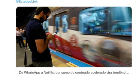 Vídeo acelerado = vida acelerada?